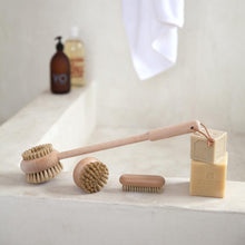 Load image into Gallery viewer, Andrée Jardin Beech Wood Handled Body Brush