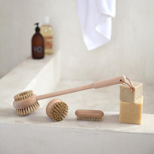 Andrée Jardin Beech Wood Handled Body Brush