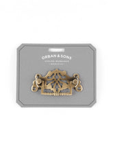 Load image into Gallery viewer, Orban & Sons Ornate Brass Pulls (Set of 3)