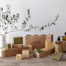 Load image into Gallery viewer, Fer à Cheval Genuine Marseille Soap Unscented 100g Cube (Set of 5)