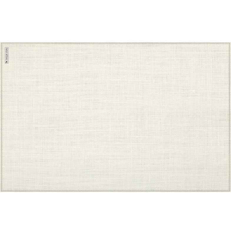 Beija Flor Cream Linen Placemat (Set of 4)