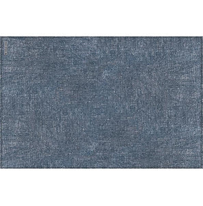 Beija Flor Dark Blue Linen Placemat (Set of 4)