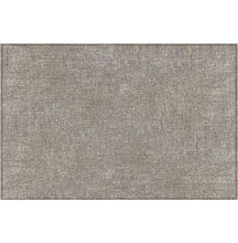 Load image into Gallery viewer, Beija Flor Brown Linen Placemat (Set of 4)
