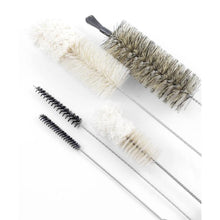 "Load image into Gallery viewer, Andrée Jardin ""Rat Tail"" Conical Swab Brush (Set of 5)"