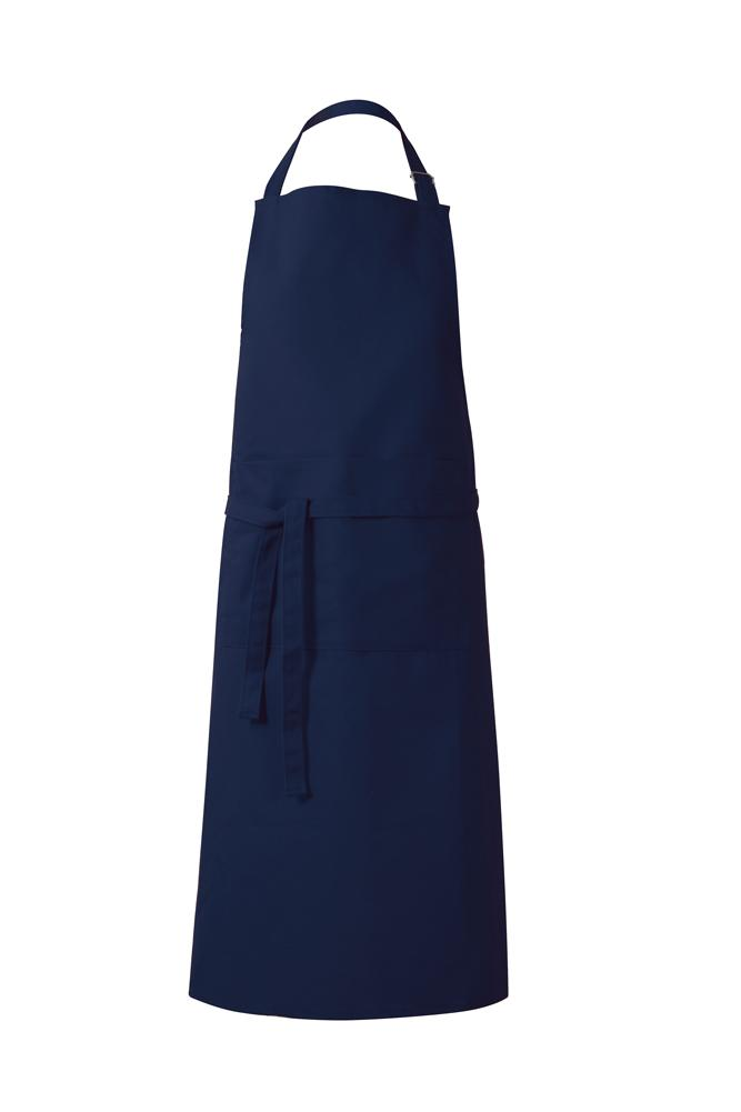 Tissage de L'Ouest Navy Cotton Apron