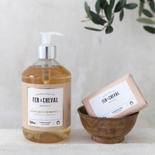 Load image into Gallery viewer, Fer à Cheval Marseille Liquid Soap Olive Blossom 500ml (Set of 2)