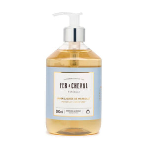 Fer à Cheval Marseille Liquid Soap Seaside Citrus 500ml (Set of 2)