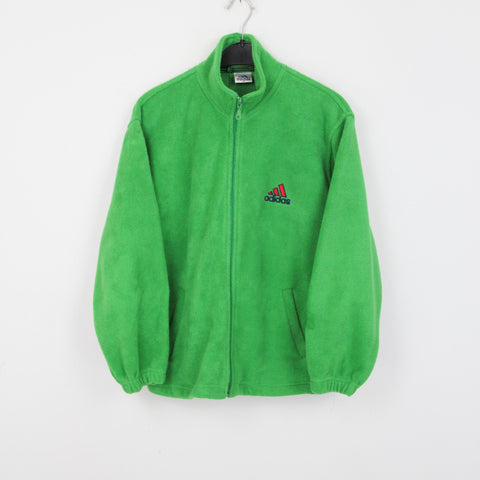 ADIDAS EMBROIDERED FLEECE | S