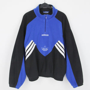 ADIDAS EMBROIDERED MIDDLE LOGO FLEECE | XL