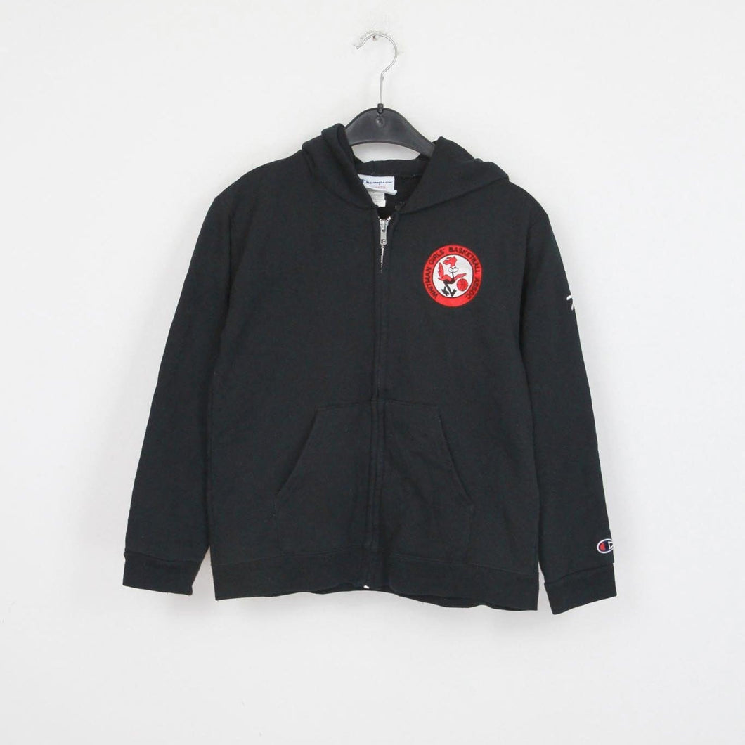CHAMPION PRINTED HOODIE | M - secondvintage