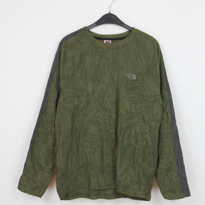 THE NORTH FACE VINTAGE FLEECE SWEATER | L