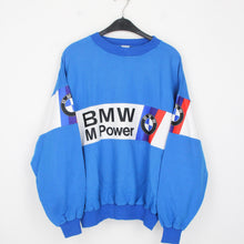 Laden Sie das Bild in den Galerie-Viewer, BMW 80S SUPER RARE M POWER SWEATER | M
