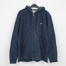Laden Sie das Bild in den Galerie-Viewer, NIKE LOGO HOODIE / ZIP | L
