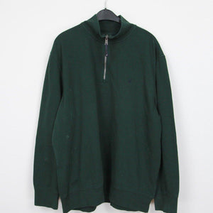 NAUTICA ¼ ZIP SWEATER | L
