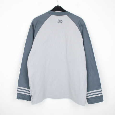 ADIDAS SPELOUT POLYESTER SWEATER | M
