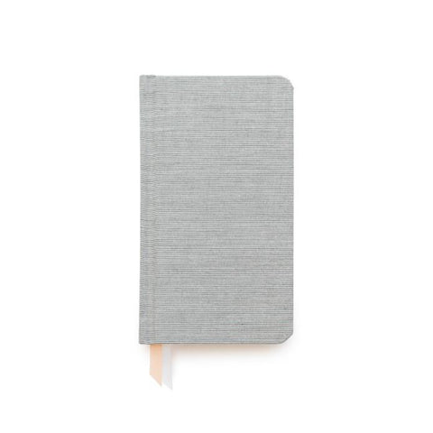 Petite BlackPencil Stripe Essential Journal