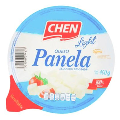 Queso Panela Chen Ligth