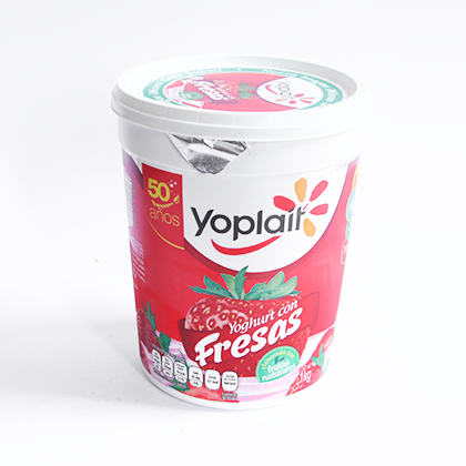 Yogurt Yoplait Sabores