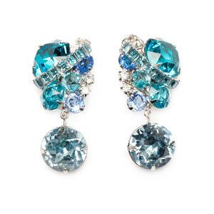 Robert Sorrell Chandelier Earrings