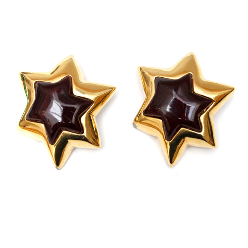 Les Bernard Star Earrings