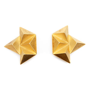 Givenchy Geometric Earrings