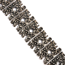 Load image into Gallery viewer, Larin Brutalist Silver Bracelet