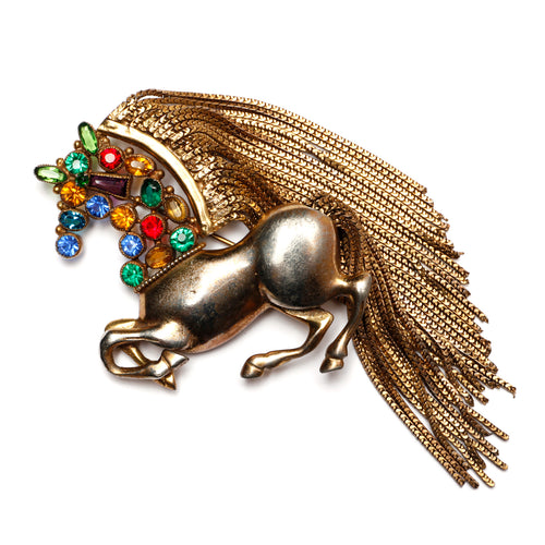 Original by Robert Horse Brooch