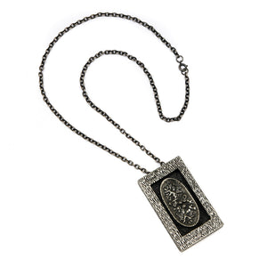 Larin Modernist Pendant Necklace