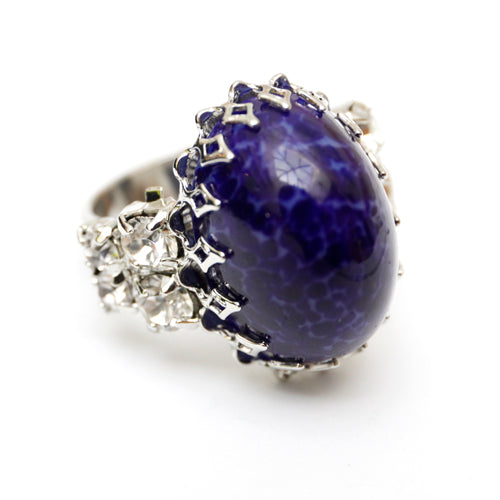 Robert Sorell Lapis Ring