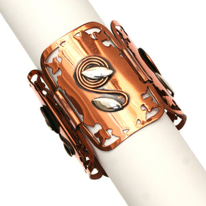 Copper Linked Bracelet