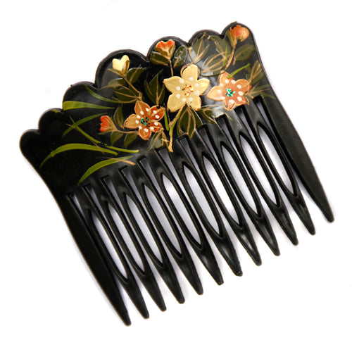 Korean Black Hair Comb
