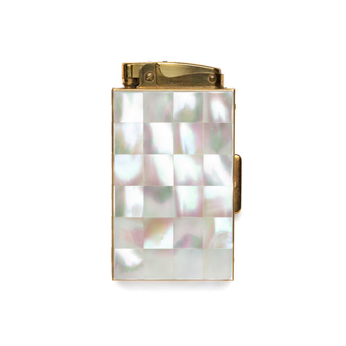 1950s Mother of Pearl Lighter