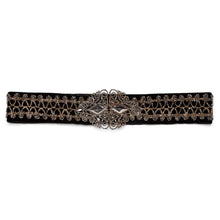 Load image into Gallery viewer, Victorian Berlin Steel Buckle and Sash