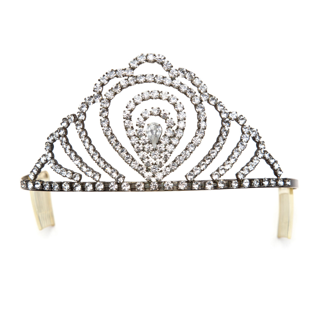 1960s Regal Crystal Tiara