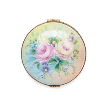 Load image into Gallery viewer, 1950s Limoges Porcelain Box