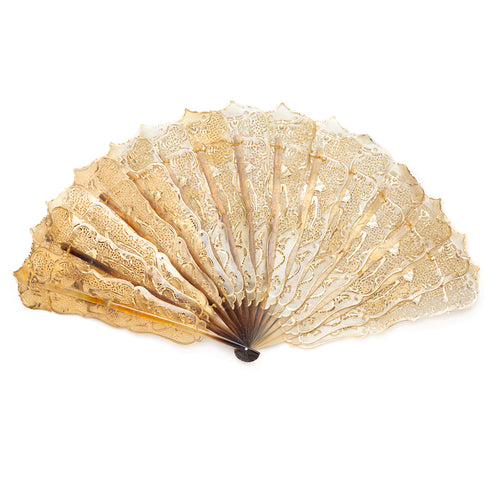 Museum Piece Turn of the Century Fan