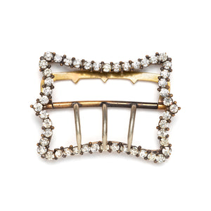 Victorian Buckle with Diamanté