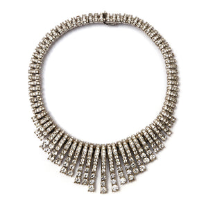 Ciner Rhinestone Necklace