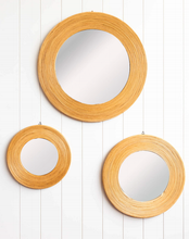 Load image into Gallery viewer, Albany Round Mirrors - Set of 3