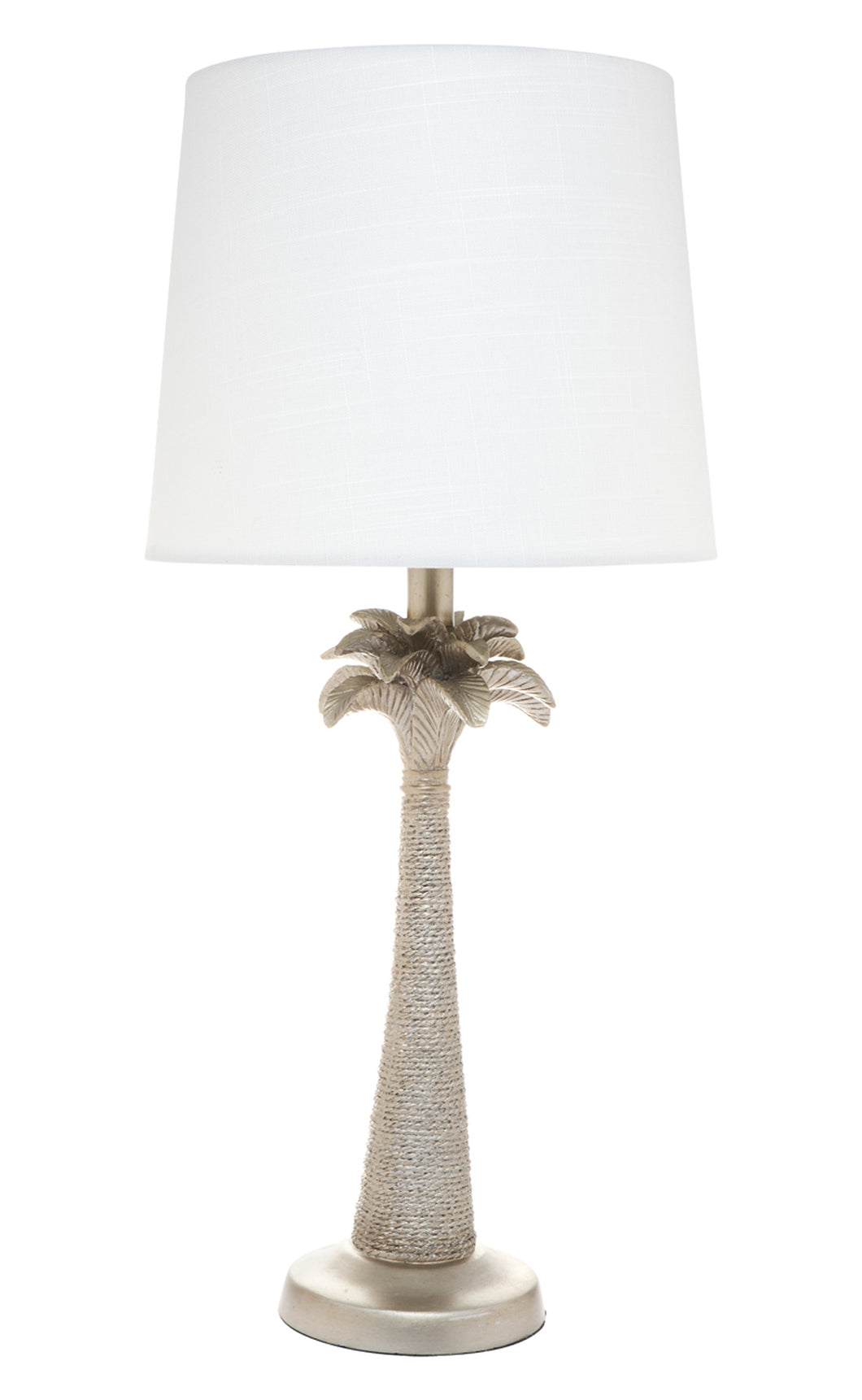 Palm Tree Table Lamp