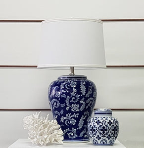 Blossom Ceramic Table Lamp