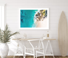Load image into Gallery viewer, Byron Beach Aerial Photography Print