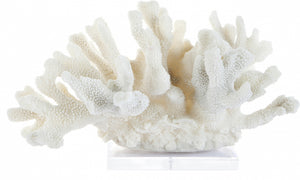 Large Cairns Decorator Coral