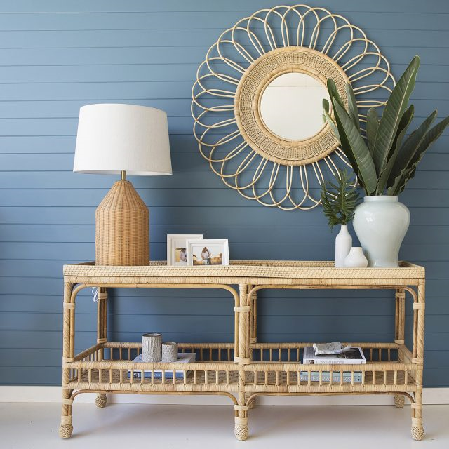 Couran Cove Large Console Table