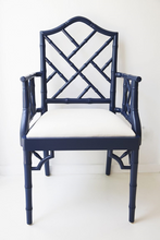 Load image into Gallery viewer, Chippendale Armchair - 3 Colours Available
