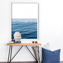 Load image into Gallery viewer, Calm Ocean Horizon - Art Print