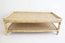 Load image into Gallery viewer, Cayman Island Rattan Coffee Table