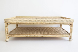 Couran Cove Rattan Coffee Table