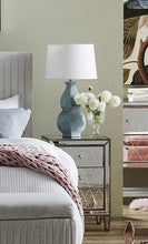 Load image into Gallery viewer, Erica Table Lamp - Duck Egg Blue