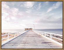 Load image into Gallery viewer, Long White Jetty
